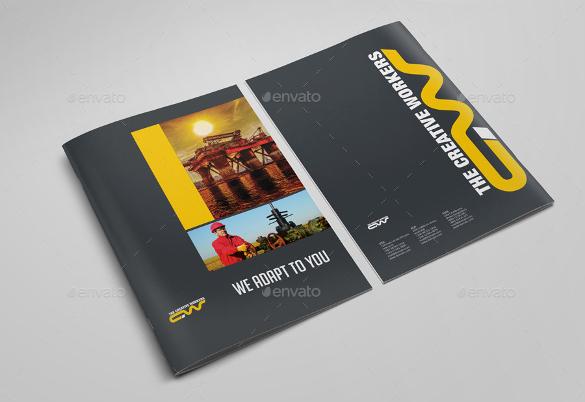 best brochure for corporates donload