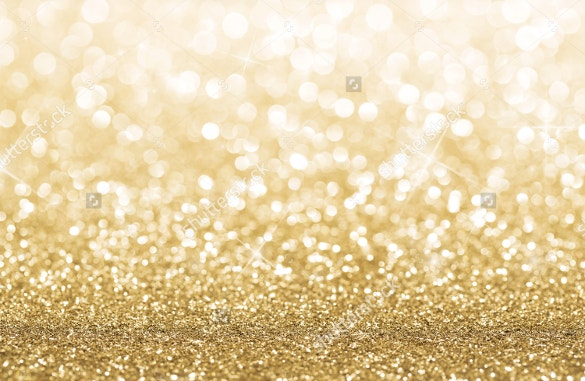 sparkling gold colored glitter background for download
