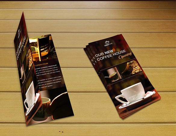 beautiful coffee brochure download