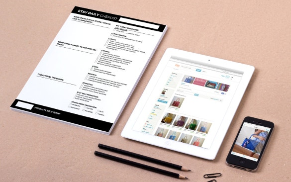 office daily checklist template download