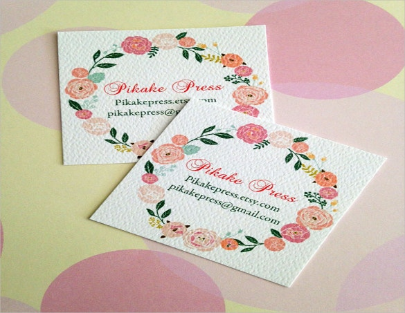 pikakepress business cards free download