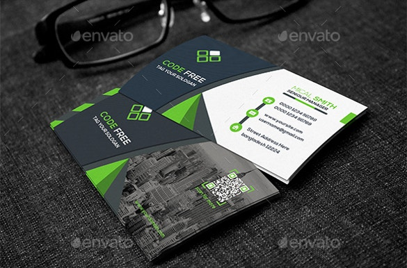 magazine business cards download