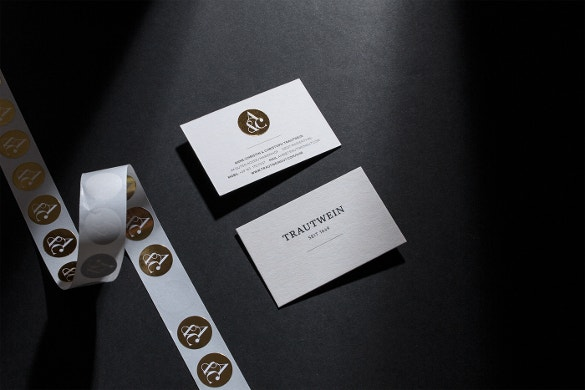paper business cards download