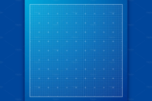 blue graph grid paper background