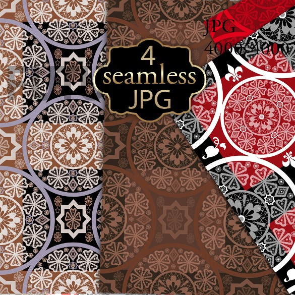 seamless tile pattern for download