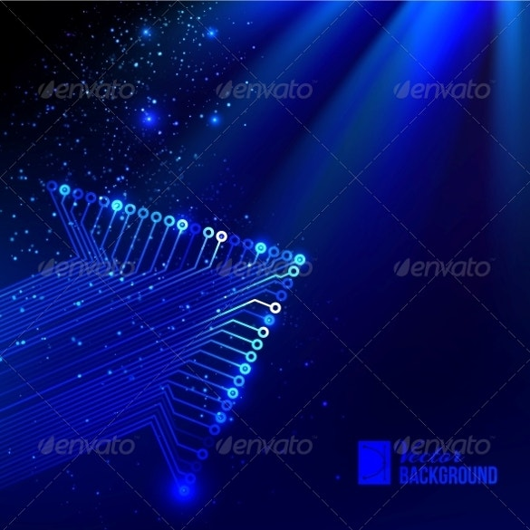 arrow blue background download