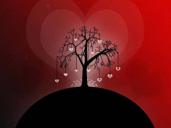 artistic love background01