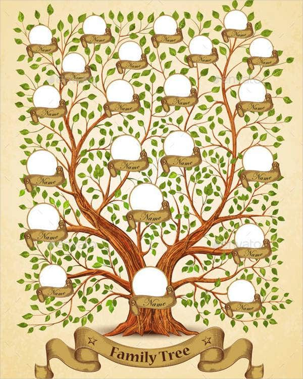 best-vector-family-tree-templates