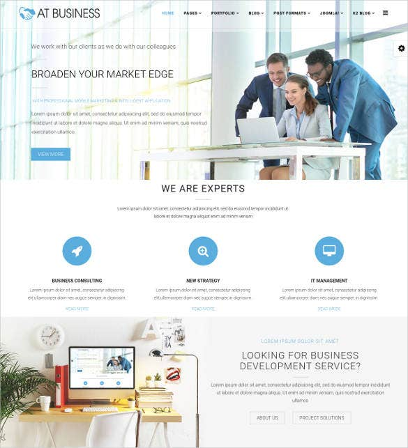 51 business bootstrap themes templates free premium templates business responsive joomla bootstrap template cheaphphosting Images