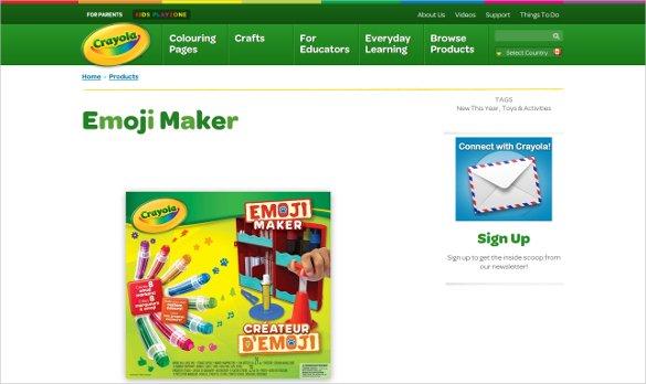crayola emoji maker tool for free 1