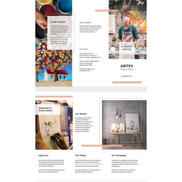 creative brochure template1