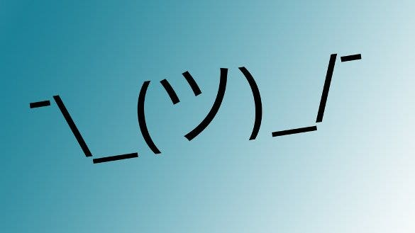 download shrugging emoji for phone1