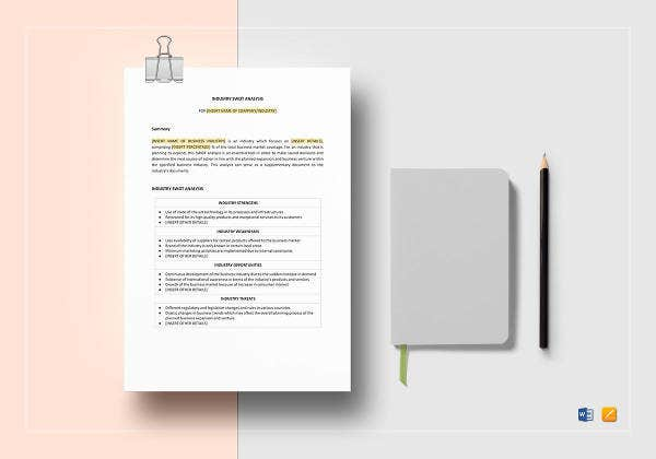 easy-to-edit-industry-swot-analysis-template