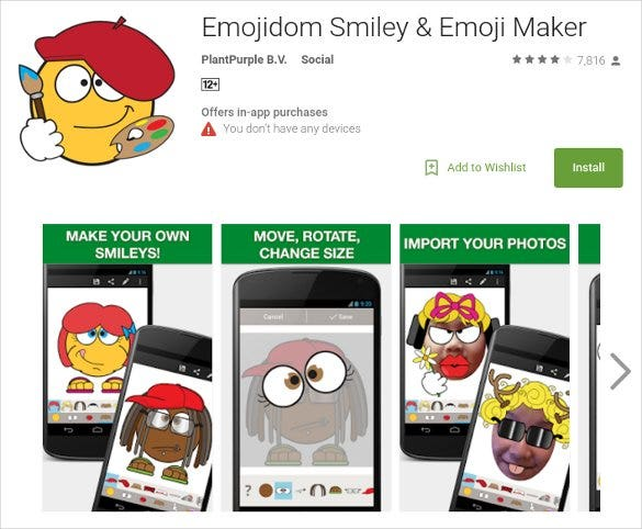 emojidom smiley emoji maker free download for phon