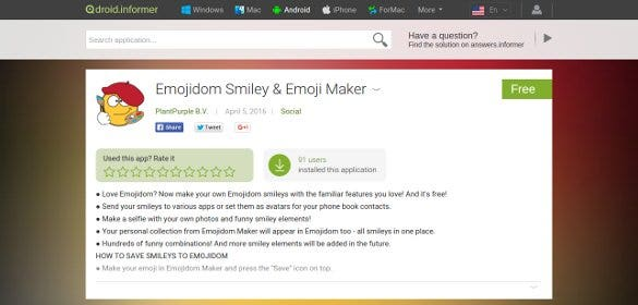 emojidom smiley emoji maker tool for free1