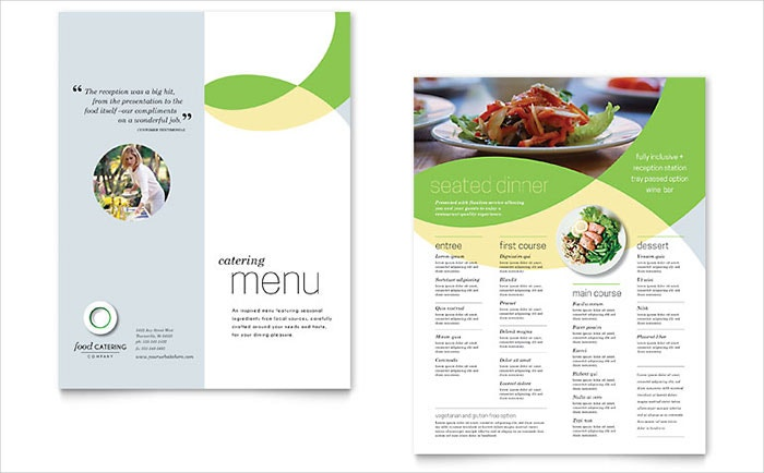 example catering menu template2