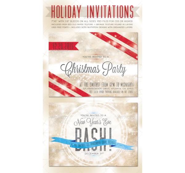 holiday-invitation-template
