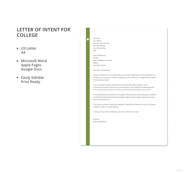 letter-template-of-intent-for-college