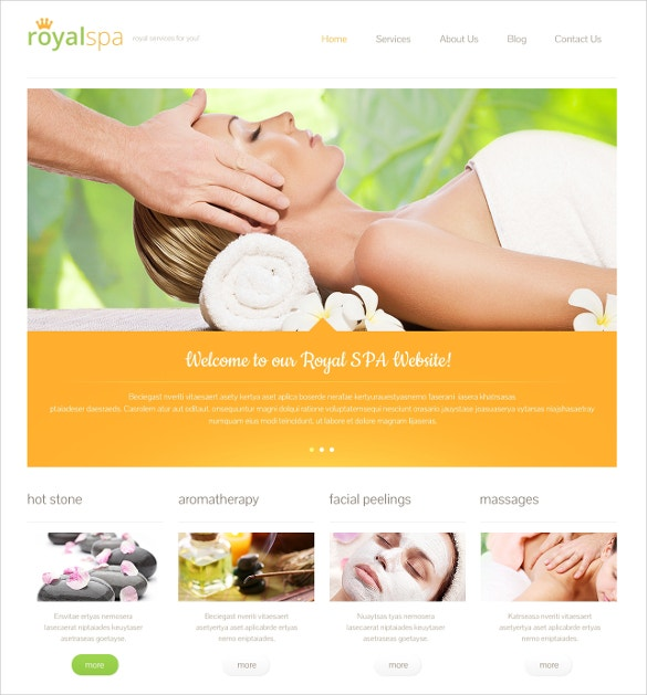 royal beauty spa responsive wordpress blog theme 75