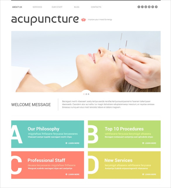 massage beauty salon wordpress blog theme 75