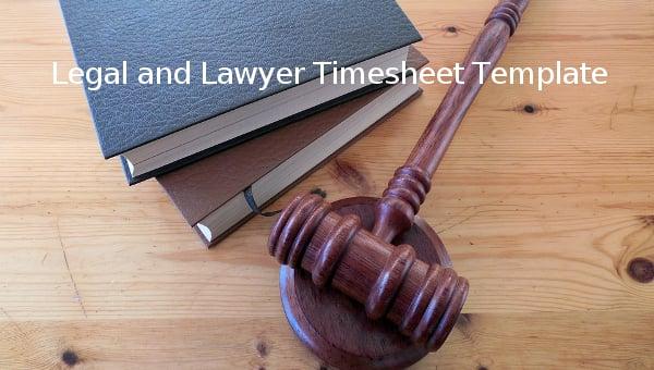 legalandlawyertimesheettemplate