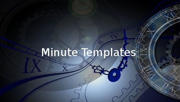 minutetemplate1