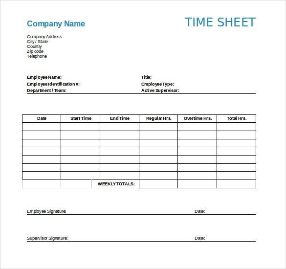 legal and lawyer employee timesheet template in ms word