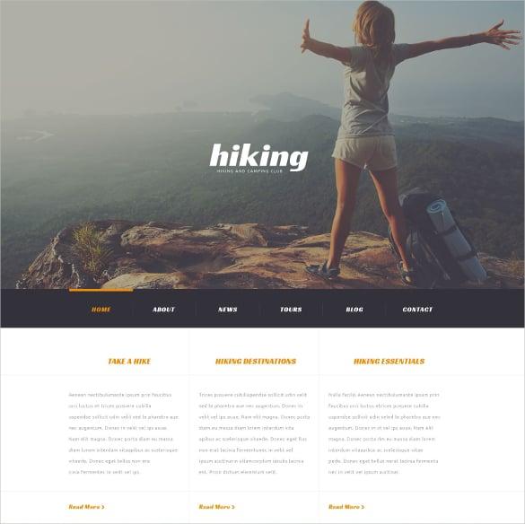 travel camping blog wordpress theme 75