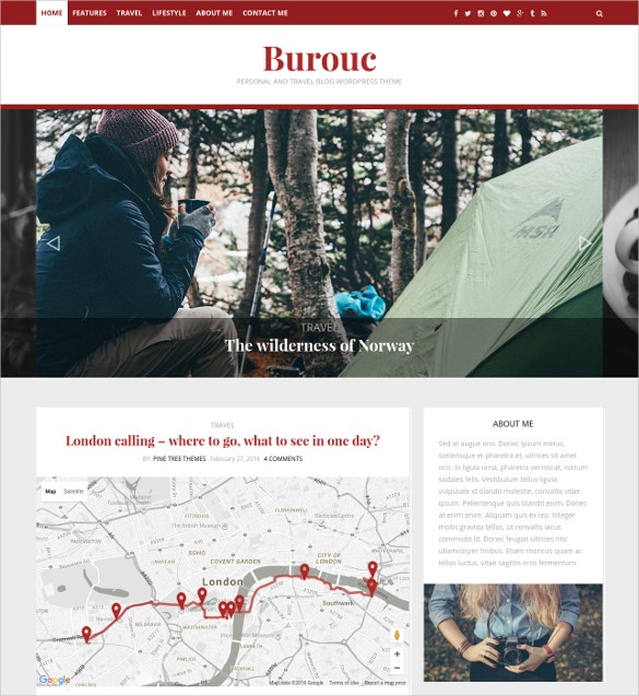 personal and travel blog wordpress theme 44