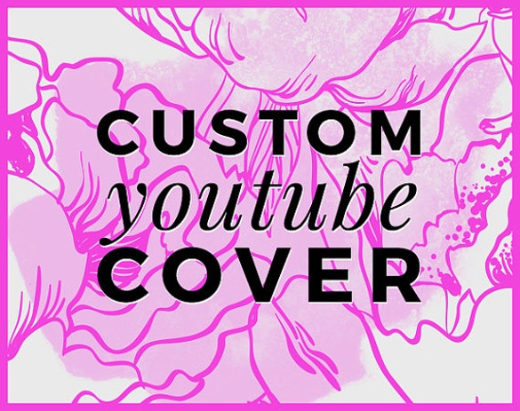 new patternd youtbue banner template download