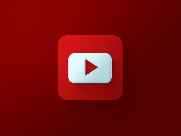 official youtube icon download