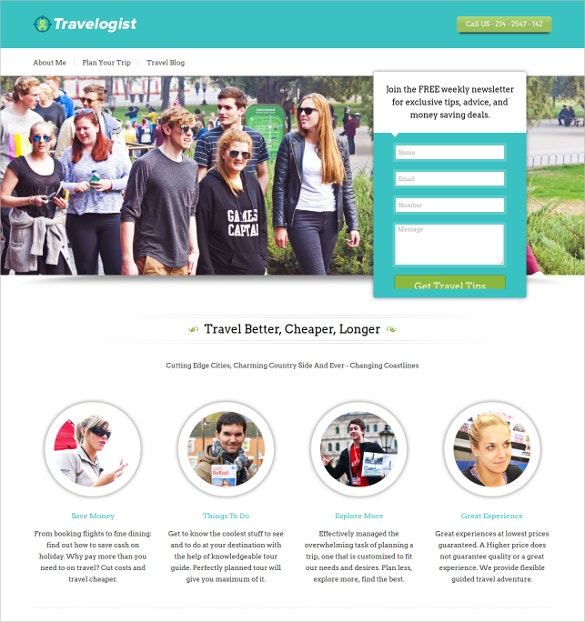 travel guide wordpress blog theme 79