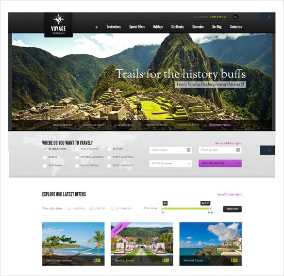 online travel agency wordpress blog theme 95