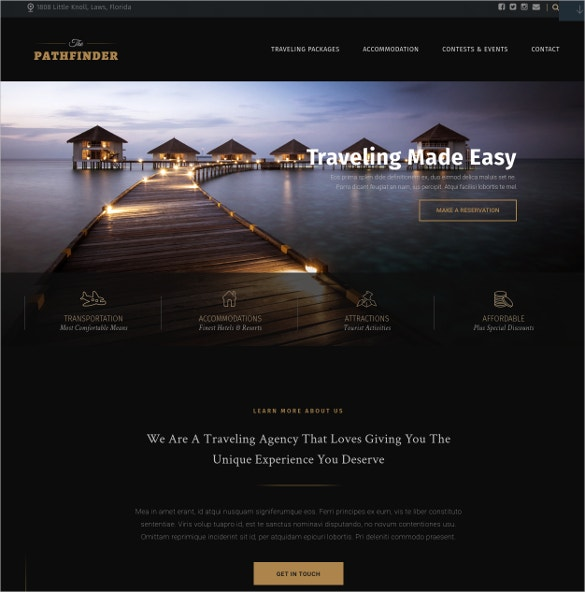 amazing travel wordpress blog theme 59