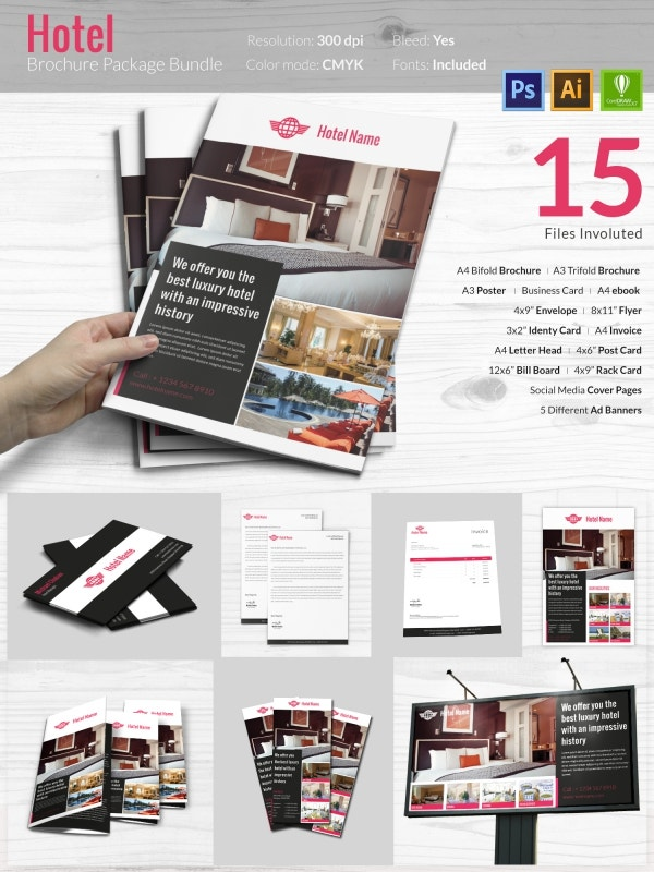 15 best hotel templates bundle