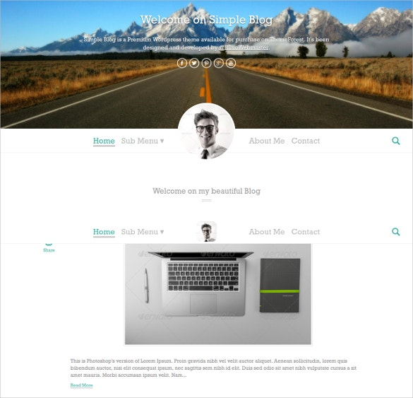 19 Tumblr Style Wordpress Themes Amp Templates Free