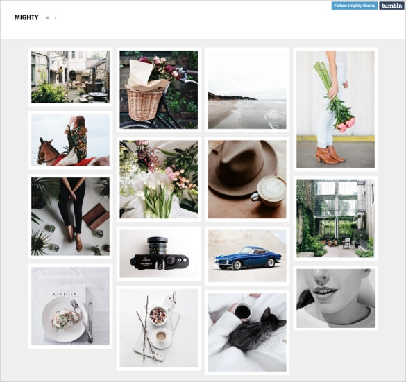 19+ Tumblr Style WordPress Themes & Templates | Free & Premium Templates