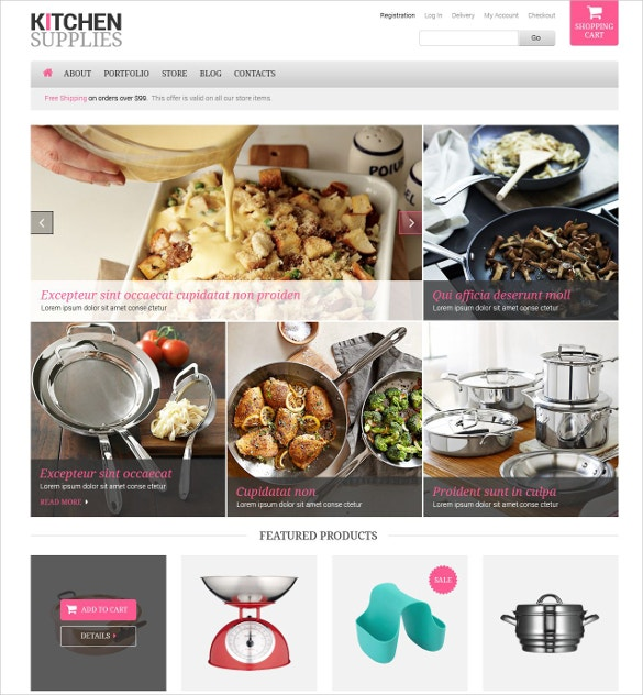 housewares interior design woocommerce theme 114