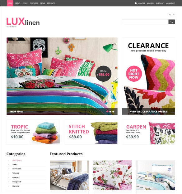 home decortion interior design woocommerce theme 114