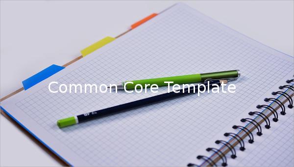 commoncoretemplate