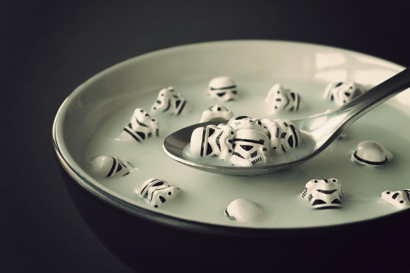 star wars funny snacks wallaper download