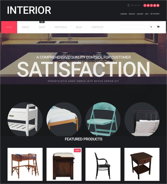 simple interior design woocommerce theme 99