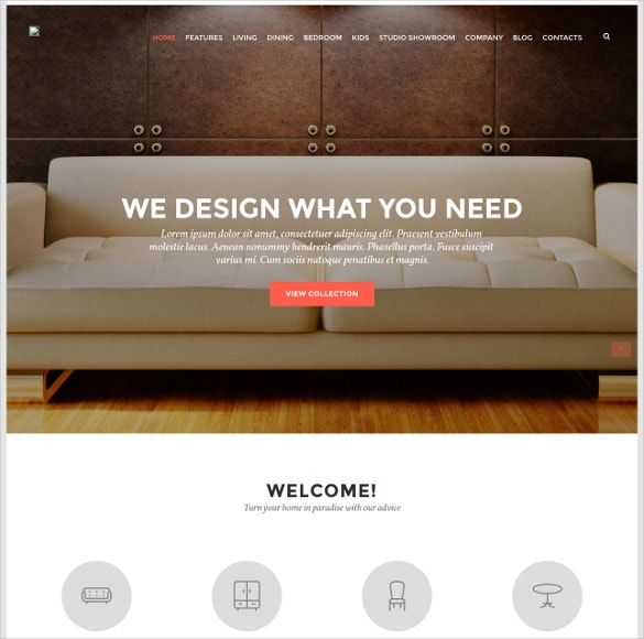 best furniture interior design woocommerce theme 59