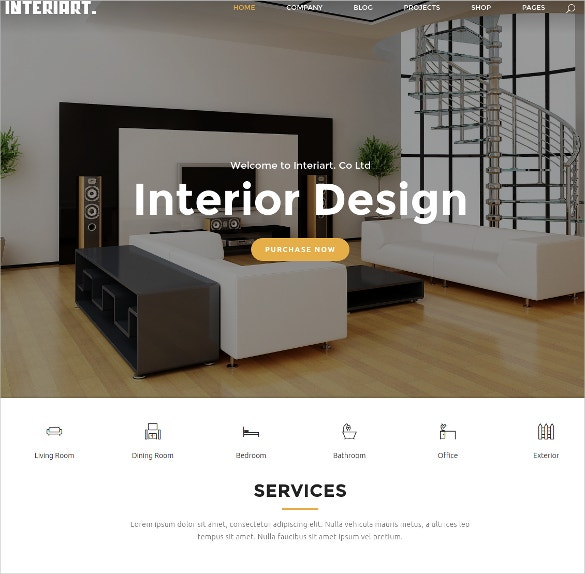 home decor furniture interior wordpress woocommerce theme 59