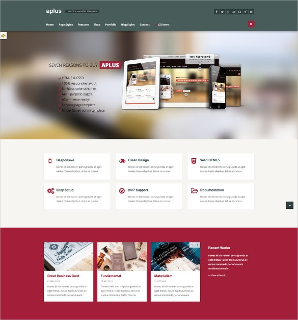 22 best mobile store mobile templates themes free premium multi purpose mobile store ecommerce html5 website template 59 accmission Gallery
