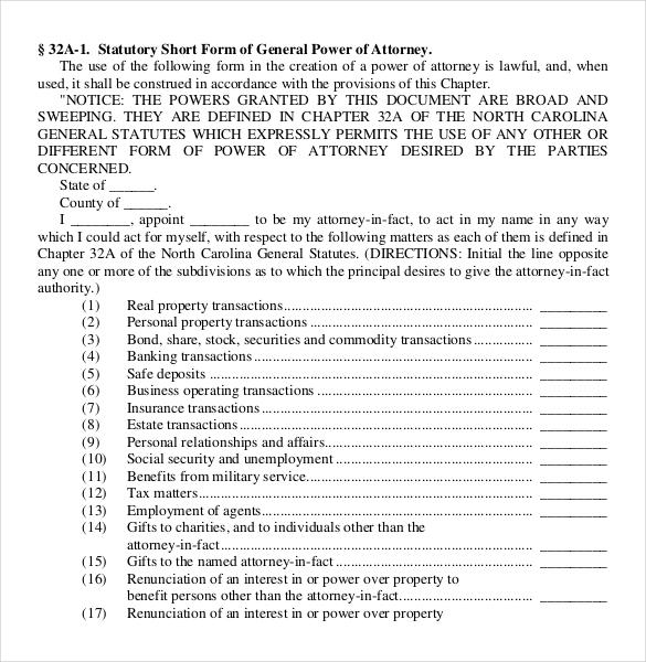 Free Georgia Power Of Attorney Forms Adobe Pdf Word Oukasfo