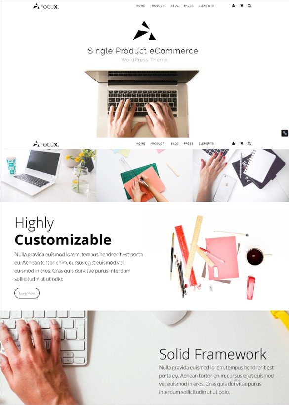 multi purpose woocommerce wordpress html5 theme