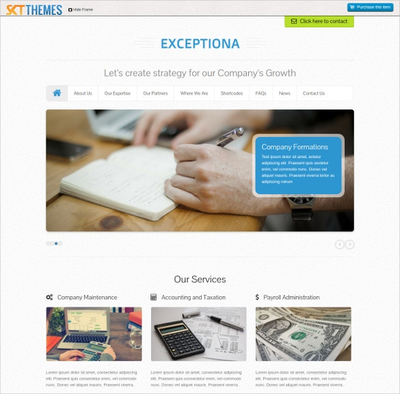 professional accounting wordpress website theme 39