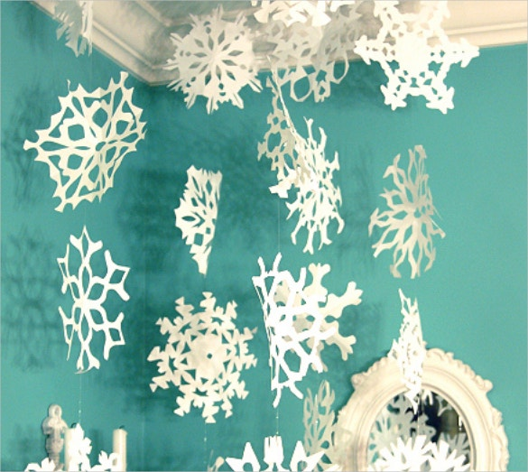 paper snowflake template download in pdf format