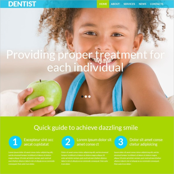 dental clinic wordpress website theme 75